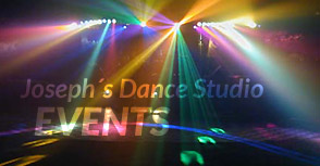 Joseph´s Dance Studio - Events